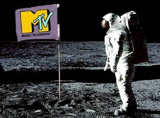 MTV Man on the Moon Ident