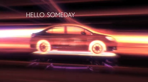 Lexus Hello Someday Infrared commercial