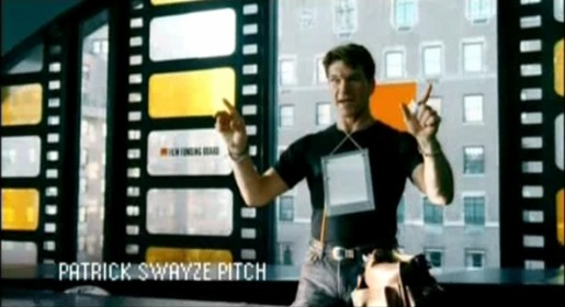 Patrick Swayze Pitch