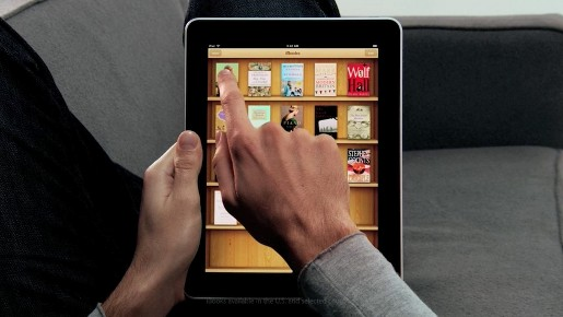 Apple iPad Bookcase