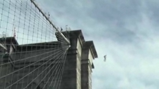 Brooklyn Bridge Jumper