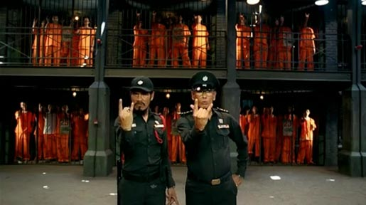 Phones4u Prison Guards in Bangkok