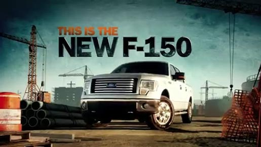 Ford 150 Truck