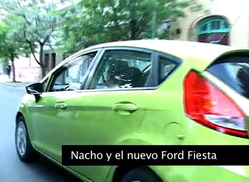 Ford Fiesta Day One with Nacho Bottinelli