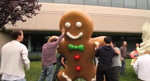Google Android Gingerbread
