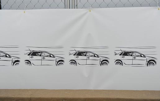 Subaru Pure Performance Wall
