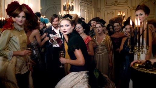 GHD Cinderella commercial