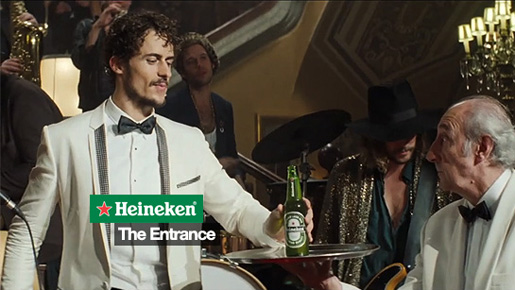 Heineken The Entrance
