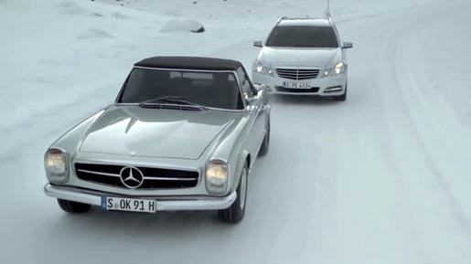 Mercedes Sunday Drive