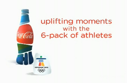 Coca Cola Uplifting Moments