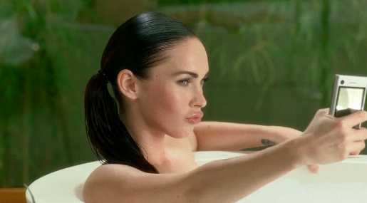 Megan Fox Kiss