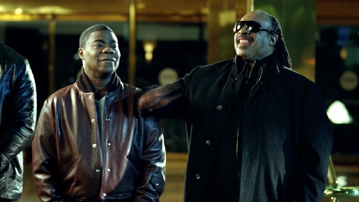 Tracy Morgan and Stevie Wonder in Volkswagen ad