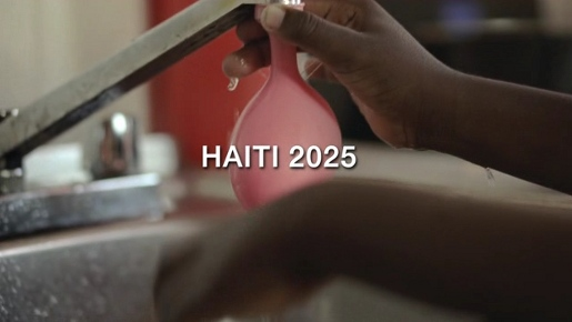Haiti Water Balloon