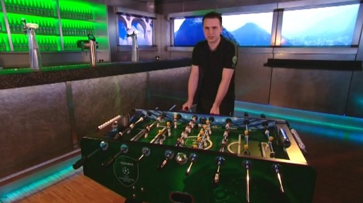 Heineken Table Football Tricks with Rob Atha