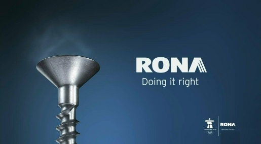 RONA Winter Olympics Made in Canada