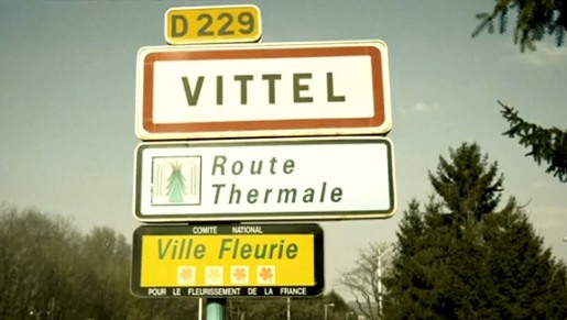 Vittel Route Thermale