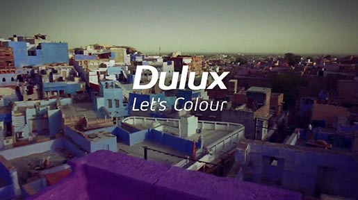 Dulux Let's Colour Project