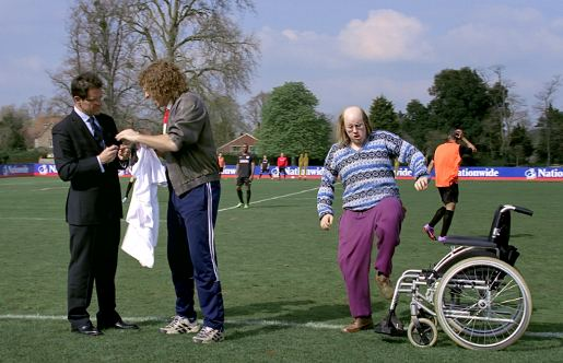 Nationwide Little Britain Football commercial