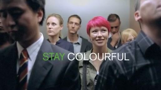 Holiday Inn Stay Colourful in Stay You commercial
