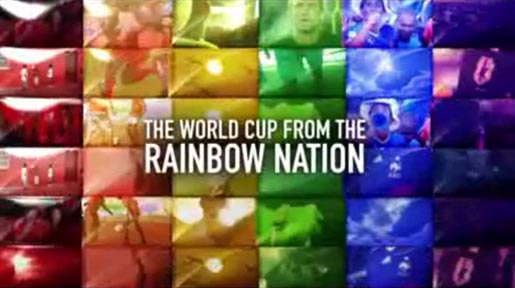 BBC World Cup from the Rainbow Nation
