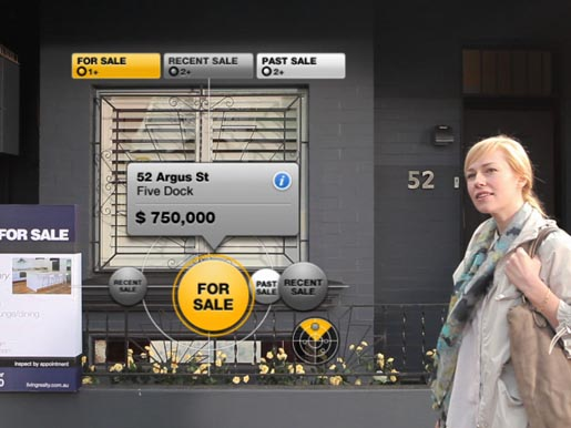 Commonwealth Bank iPhone ad