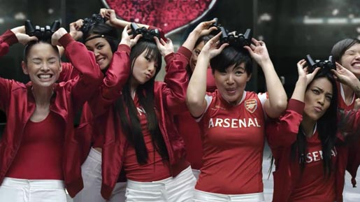 FIFA 11 We Are 11 Arsenal Ladies