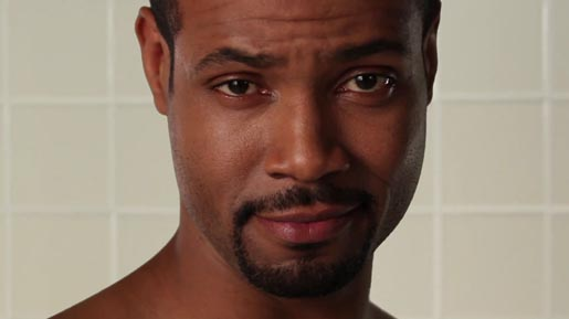 Old Spice Isaiah Mustafa Brown Eyes