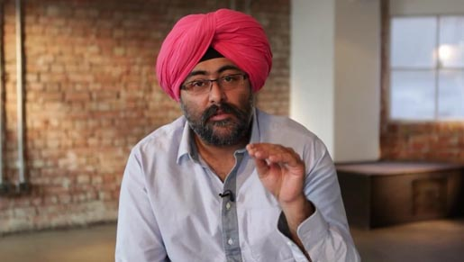 Anthony Nolan Man on a Mission - Hardeep Singh Kohli
