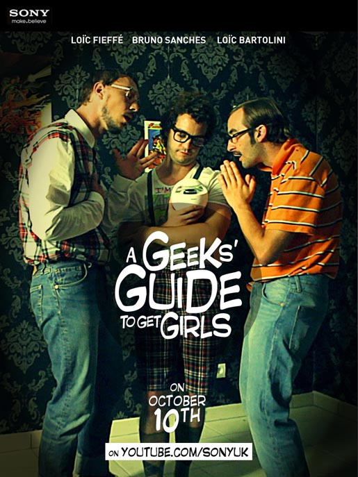 Geeks Guide to Get Girls