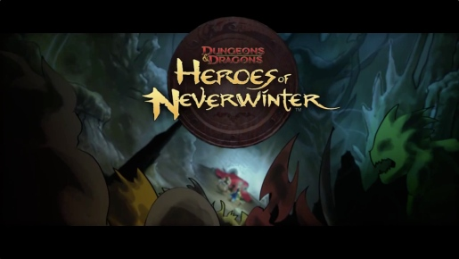 Heroes of Neverwinter Logo