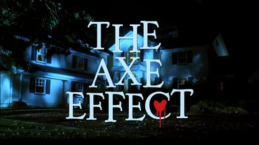 The Axe Effect - Halloween