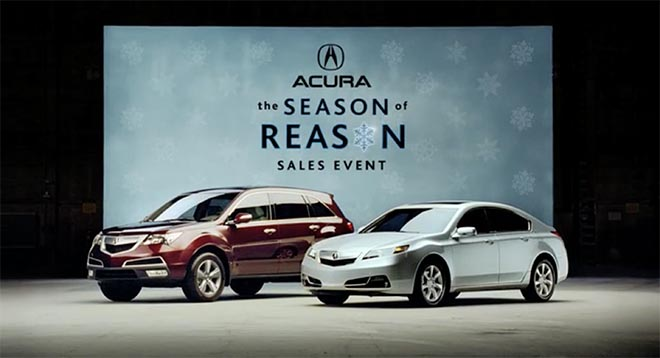 Acura Season of Reason