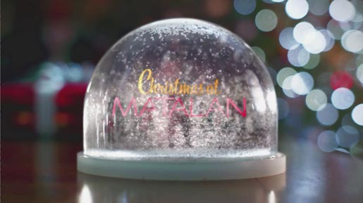 Christmas at Matalan Snowglobe