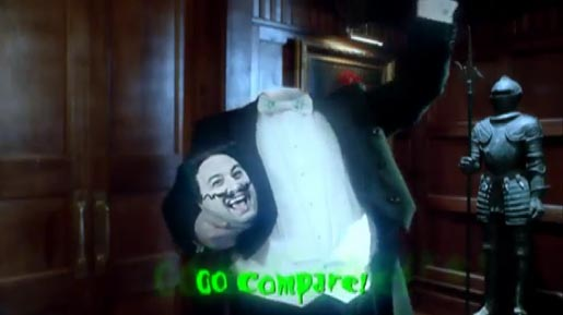 Go Compare Headless Compario Ghost