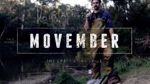 Movember Craft & Pride Fly Fisherman