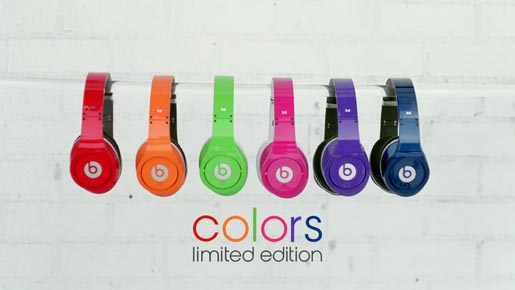 Beats by Dre Colors