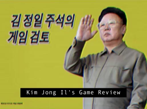 Kim Jong Il reviews Call of Duty 4