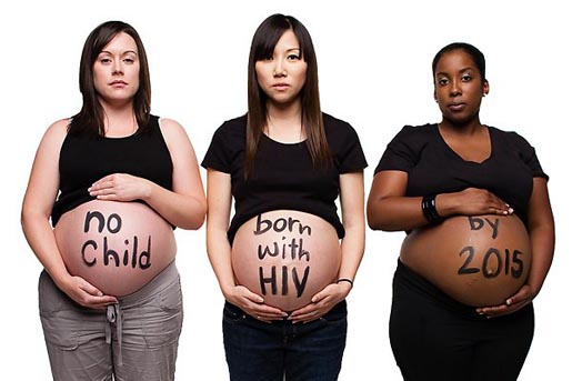 No Child Born with HIV - mothers