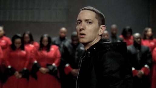 Eminem in Chrysler commercial