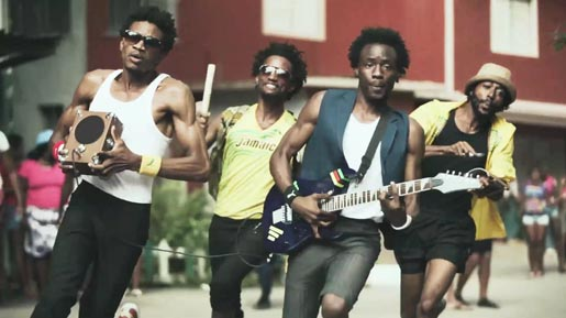 Puma Faas Rocker Flex & Groove band