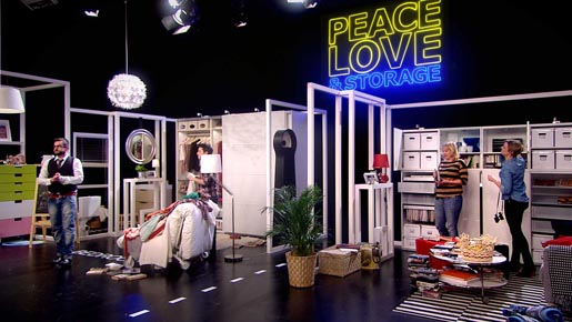 IKEA Peace Love and Storage