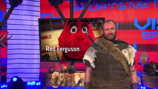 Visigoths Red Ferguson