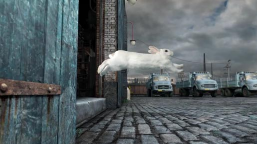 Rabbit Foot Factory escape