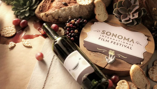 Director Tipsy in Sonoma International Film Festival short film