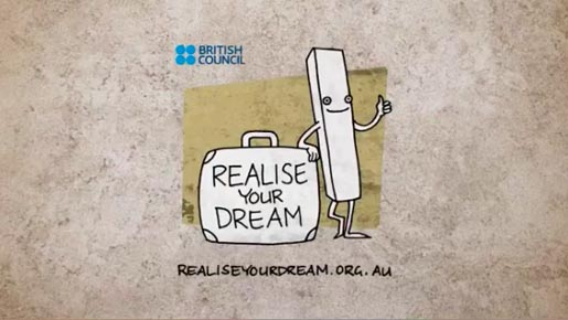 British Council Realise Your Dream