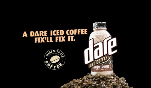 A Dare Iced Coffee Will Fix It
