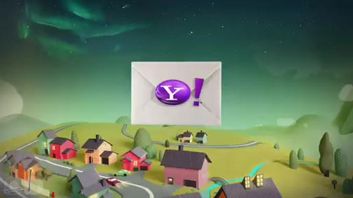 Yahoo Mail Animated