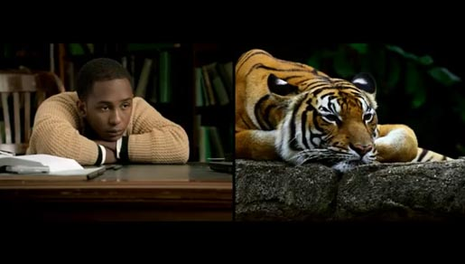 WWF The World Is Where We Live commercial - tiger
