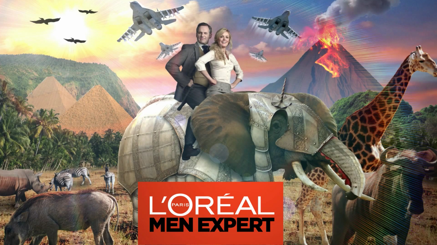 L'Oreal Men Expert Facebook Profile