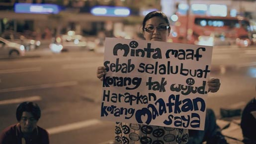 Minta Maaf Apology in Dear Malaysians campaign